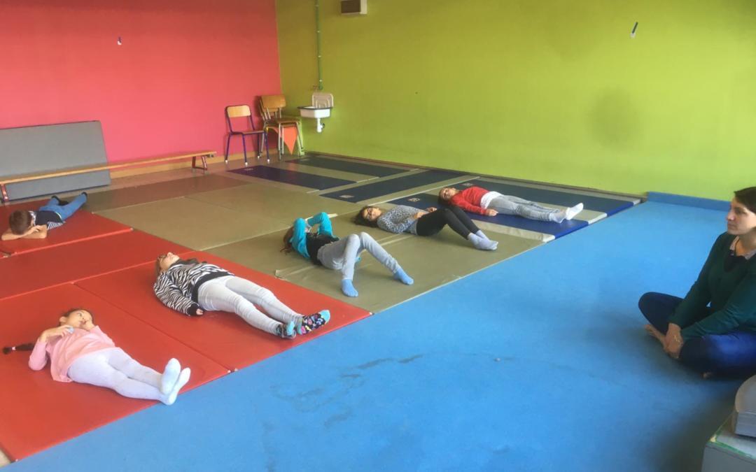 Un atelier Yoga proposé par l'APé