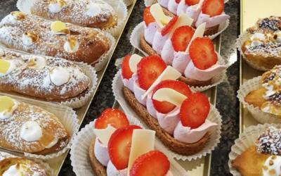 Les 4ème option biotechnique en visite au sein d'un atelier de boulangerie !