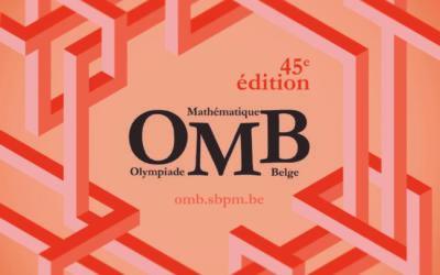Inscriptions aux Olympiades de mathématique pour les élèves du secondaire !