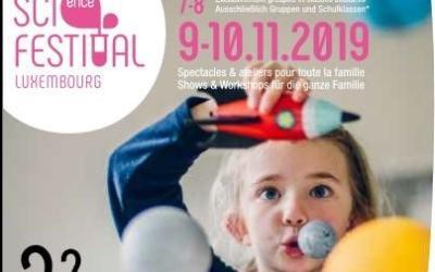 Les 1ère secondaire – activité math au Festival des sciences de Luxembourg !