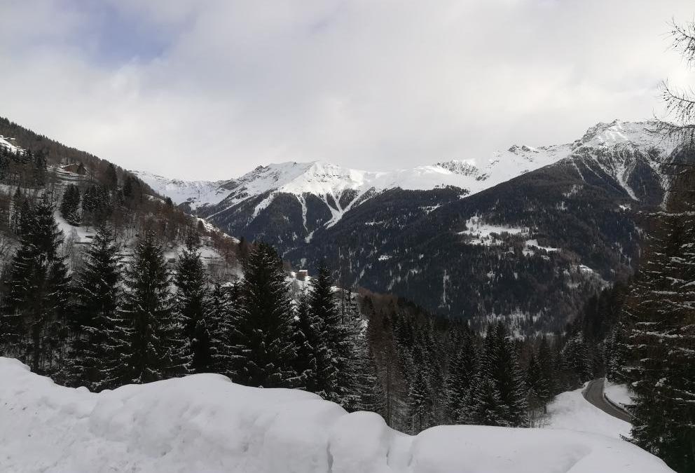 Nos classes de neige en Italie
