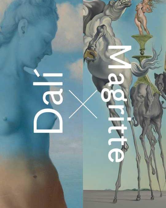 Retour sur la visite de l'expo Dalí /Magritte par les 5ème et 6ème option/activité espagnol