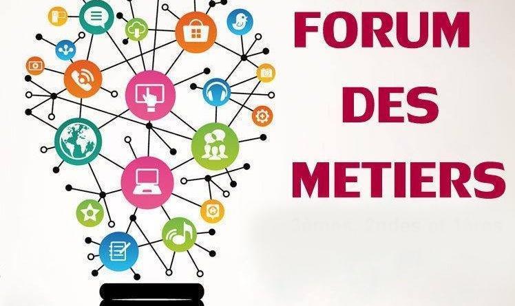 A la recherche de parents informateurs pour le Forum des Métiers du 08 mai 2020 en matinée !