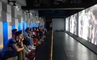 """Compte-rendu des 6ème techniques sociales : visite de deux expositions sur la thématique """"Résistance et Engagement"""" !"""