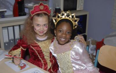 Le mercredi 19 février, nous fêtions tous le Carnaval!