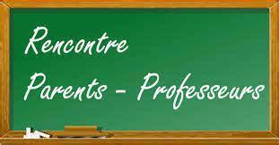 Rencontre parents-professeurs en 1ère secondaire : infos pratiques