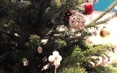 """Atelier """"décorations de Noël"""" au secondaire !"""