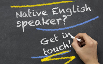 Currently hiring: English native speakers
