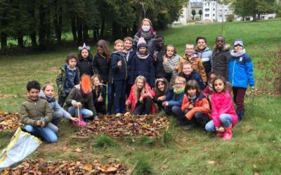 L'ISMA, une école en pleine nature, au bénéfice des élèves et de leurs apprentissages au fil des saisons!