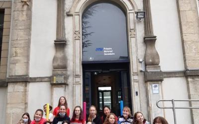 Projet BeWapp : pour une école plus verte !